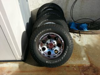 Wheels Rims Tires from 2004 Toyota Tundra 265 70 16 6x139 Bolt Pattern