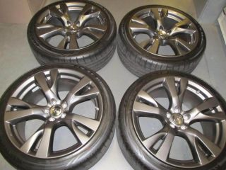 M56 M37 M56X M37X Sedan 20 Factory Sport Wheels Rims w Tires