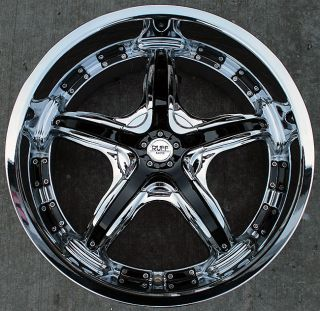 RVM 931 20 Chrome Rims Wheels Range Rover 4 0 4 6