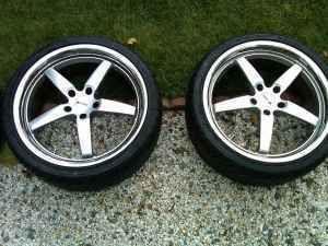 Petrol Octane 19 Hyper Silver Wheels 5x114