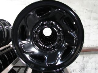 16 Dodge RAM 2500 Van 8 Lug Steel Wheels Rims