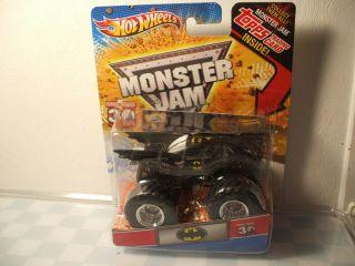 Hot Wheels Monster Jam Truck  Batman  LQQK