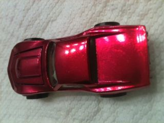 Nice Hot Wheels REDLINE 1968 CUSTOM CORVETTE   Rose Red or Magneta