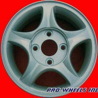 Hyundai Elantra 14 Silver Factory Wheel Rim 70674
