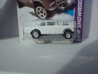 Hot Wheels 2013 55 Chevy Bel Air Gasser Custom Paint Wheels R R
