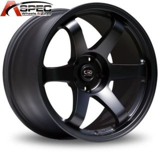 17x9 0 Rota Grid Wheels 5x114 3 Rims 42mm Fits Subaru STI 2005 2012