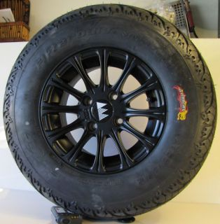 Golf Cart Tire with Wheel Idea for Lifted Golf Cart