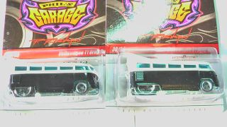 Hot Wheels Garage VW Drag Bus T1 Chase Regular Lot 2