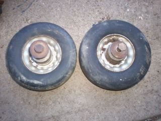 Mower Deck Wheels for Your Gravely Lawn Tractor 50 and 40