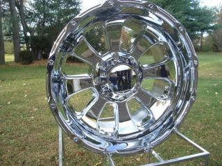 XD 799 20x12  Chevy Toyota GMC Wheels Ford Dodge