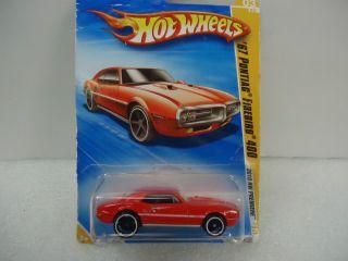 Hot Wheels 1967 Pontiac Firebird 400 03 52