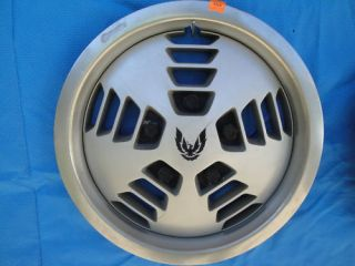 Firebird Hubcap 1984 1985 14 Wheelcover 5084 14 Hub Caps Rims