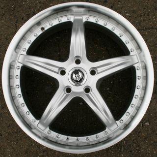 Stern de Elegance 19 H Silver Rims Wheels Pontiac Vibe 03 09 19 x 8 5