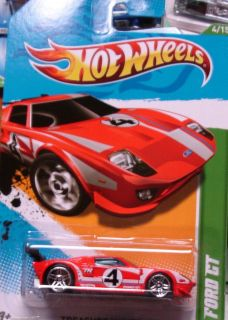 2012 Hot Wheels Treasure Hunt Ford GT