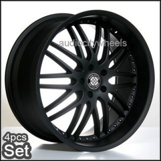 22 M46 for Mercedes Wheels Staggered Rims S550 ml GL CL