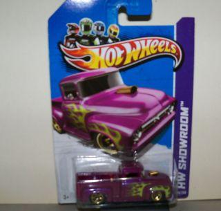 Hot Wheels HW Showroom Custom 56 Ford F100