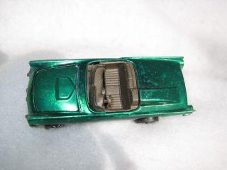 Hot Wheels Red Line Classic 57 T Bird Metallic Green
