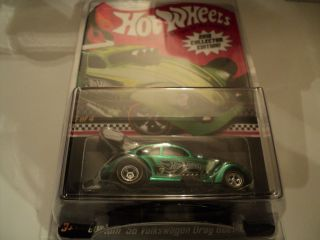 2012 HOT WHEELS TOYS R US COLLECTOR EDITION CUSTOM 56 VOLKSWAGEN DRAG