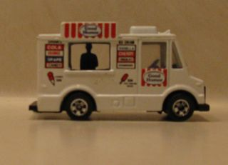 Vintage 1983 Hot Wheels Good Humor Truck Very Good Condition
