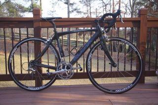 Kuota Kredo Carbon Road Bike 52cm Ultegra Easton Wheels