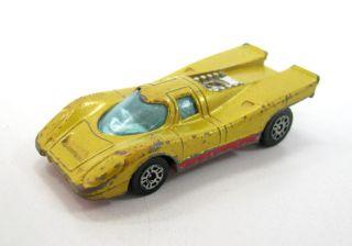 Britain Corgi Whizzwheels Porsche 917 Toy Model