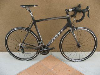 SL Shimano Ultegra Pro Carbon 58cm w Specialized Roubaix Wheels