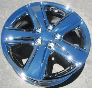 New 17 Factory Toyota Camry Chrome Wheels Rims Sienna ES350 ES300