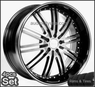 Wheels and Tires Pkg Camry Maxima Lexus Impala Rim Wheel Rims