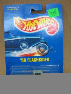 Hot Wheels 2029 136 56 Flashsider Chevy GMC Truck 1991