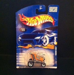 2001 Hot Wheels Express Lane Die Cast Car 1 64 Scale