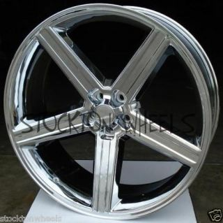26 inch IROC Wheels Rims Tires 5x4 75 5x120 65 Camaro Firebird Monte