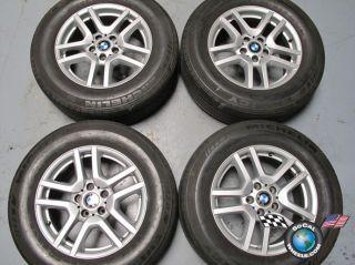 06 BMW x5 Factory 17 Wheels Tires Rims 59444 6761929 235 65 17