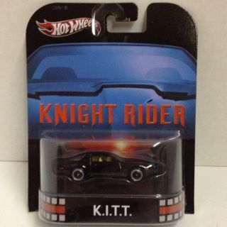 Knight Rider 2013 Retro Hot Wheels 1 64 Scale Die Cast Car