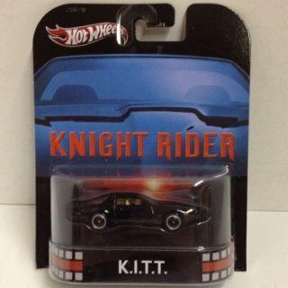 Knight Rider 2013 Retro Hot Wheels 1 64 Scale Die Cast Car