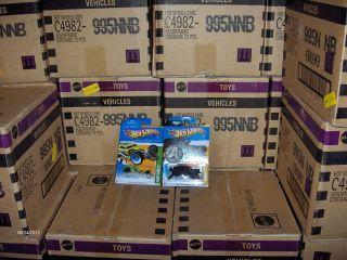 Hot Wheels 2012 Factory SEALED C4982 995 N Case New Worldwide in Stock