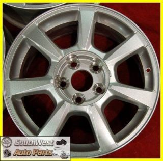 08 09 17 Cadillac cts STS Fr RR Take Off Wheel Factory Rim Opt P61