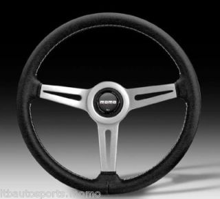Momo Retro Steering Wheel Leather Momo Hub BMW 1600 2002