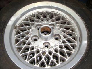 Jaguar XJS Honeycomb Wheels