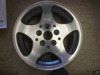 96 1997 97 1998 98 Jeep Grand Cherokee Alloy Wheel Rim 15 Used