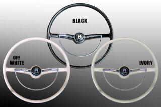 VW Bug Type 1 Ghia Type 3 62 71 Steering Wheel Kit Look