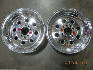 Weld Racing Wheels Rims 15 x 8 Draglite Pair of 2 5x120 65 5x114 3 90