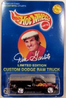Hot Wheels Don Garlits Dodge RAM Truck 1 64