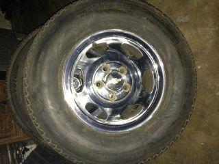 88 97 454 SS 454SS Wheels Chrome C1500 2WD GMC 15x7 Suburban Tahoe SS