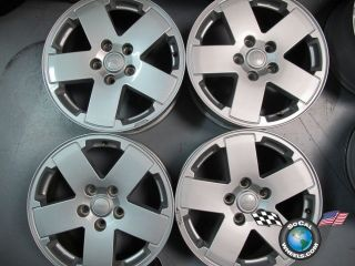 07 11 Jeep Wrangler Factory 18 Wheels Rims 9076 1BB71TRMAB