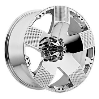 Hyjak 5x150 Tundra Sequoia LX570 Chrome Wheels Rims Free Lugs