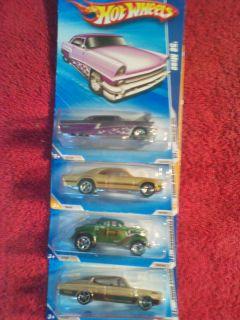 Chevelle SS 396 PassN Gasser 67 Dodge Charger 1 64 Hot Wheels