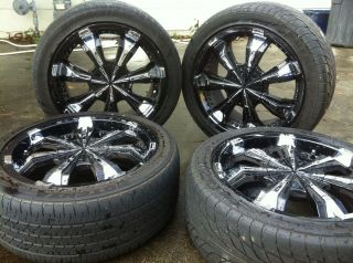 17 7 5 Verde Black Ice Alloy Rims Was on Honda Accord