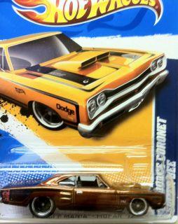 Hot Wheels 2012 Hidden or Secret Super Treasure Hunt 69 Dodge Super