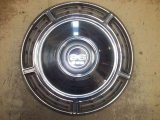 1968 68 Chevrolet Chevelle Hubcap Rim Wheel Cover Hub Cap 14 SS 396