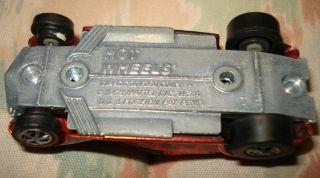 Vintage Diecast 1969 Mattel Hot Wheels Redline Classic 36 Ford Coupe